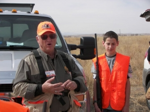 Youth Hunting Instruction